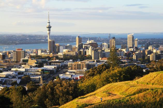Visa đi New Zealand thăm thân