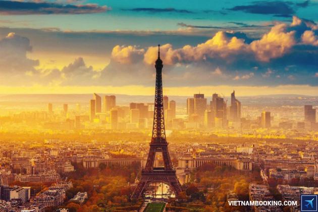 Visa đi Pháp công tác