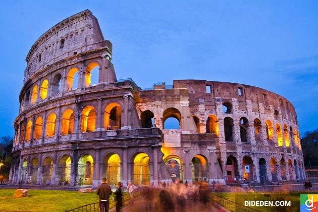 Visa đi Ý du lịch