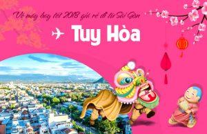 Giá vé máy bay tết 2018 Sài Gòn – Tuy Hòa cập nhật mới nhất