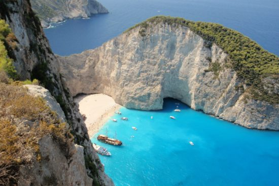 Dịch vụ làm visa đi Hy Lạp du lịch