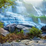 Có một ngọn thác Pongour giữa đất trời Đà Lạt