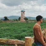 """Chất phát ngất 4 nông trại """"free"""" 100% tại Đà Lạt"""