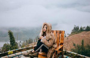 Đưa nhau đi trốn ở Sapa giữa những ngày đông lạnh giá