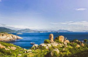 Tour Tết Dương Lịch : Khám phá biển đảo Bình Ba 2N2Đ