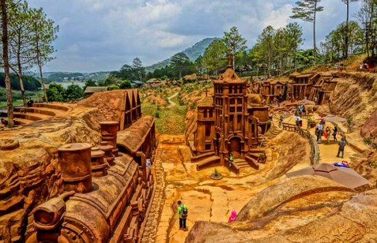 tour du lịch đà lạt vietnambooking.com