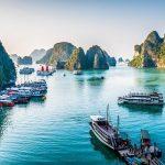 Tour du Lịch Hạ Long – Cát Bà 3 ngày 2 đêm | Đảo Khỉ – Lan Hạ – Làng Việt Hải – Hang Sửng Sốt – đảo Ti Tốp