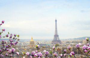 Tour Tết Âm Lịch : Du Xuân Châu Âu 9N8Đ