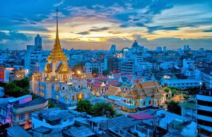 Tour du lịch Xuân : Bangkok – Pattaya 5N4Đ