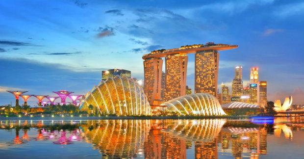 Tour du lịch Singapore từ Đà Nẵng 3 ngày 2 đêm