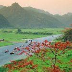 Trẩy hội chùa Hương với vé máy bay Tết đi Hà Nội của Vietnam Airlines