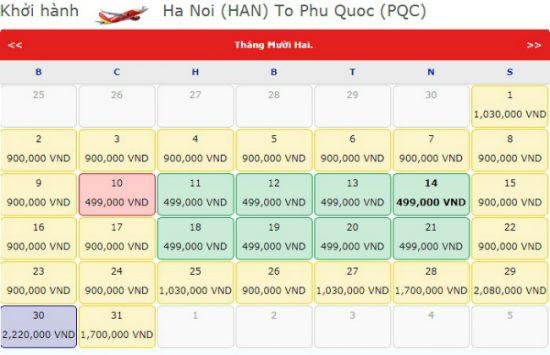 mua vé máy bay giá rẻ của vietjet air