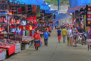 Những địa điểm mua sắm không thể bỏ qua của du lịch Sapa