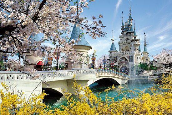 Khu vui chơi Seoul Land - Tour du lịch Busan Hàn Quốc