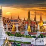 Săn vé máy bay đi Thái Lan tham dự 3 lễ hội hoa lớn của xứ chùa Vàng