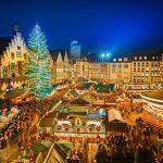 Mua vé máy bay giá rẻ đi Frankfurt đón Giáng Sinh rực rỡ