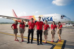 Vietjet Air mở bán vé chặng Huế – Sài Gòn chỉ từ 199.000 VNĐ