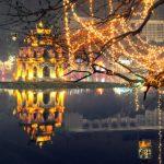 Vé máy bay giá rẻ đi Hà Nội đón Giáng sinh se lạnh miền bắc
