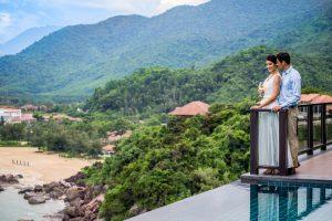 Khu nghỉ dưỡng Banyan Tree Lăng Cô Huế