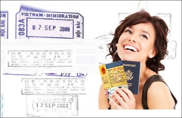 Xin visa Việt Nam