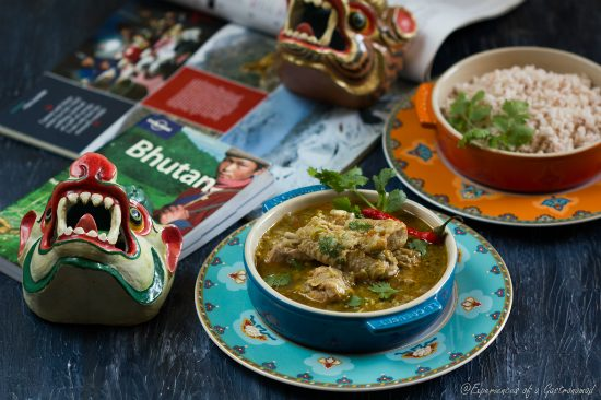ăn gì khi đi du lịch bhutan