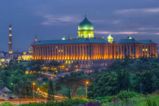 du lịch putrajaya malaysia