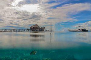 Ngỡ ngàng trước đảo thiên đường Mabul – Malaysia