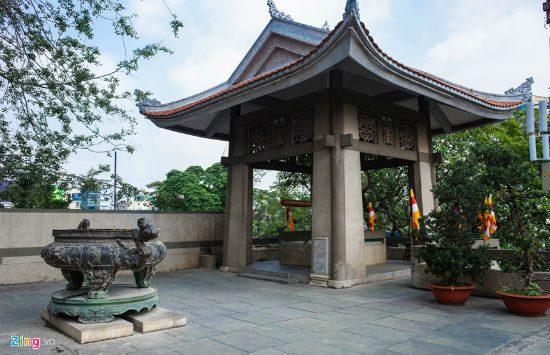 du lịch sài gòn đến 5 ngôi chùa dịp đầu năm