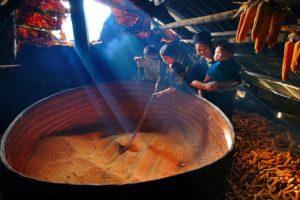 Lạ lẫm với 6 món ăn trong dịp Tết truyền thống ở Sapa