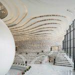 Phát cuồng với thư viện sang chảnh nhất Thế Giới ở Trung Quốc