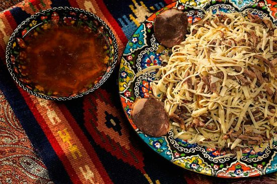 nên ăn gì khi đi du lịch uzbakistan