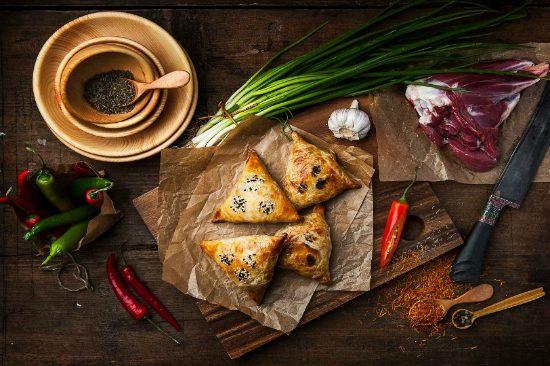 nền ẩm thực tuyệt vời của du lịch uzbekistan