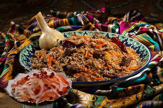 kinh nghiệm ăn uống khi đi du lịch uzbekistan