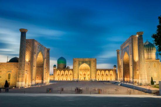 du lịch tashkent uzbekistan
