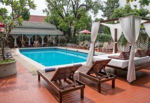 Đặt phòng khách sạn Bangkok thả ga, không lo về giá