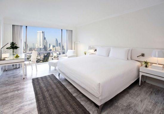 đặt phòng khách sạn ở bangkok thái lan 5 sao