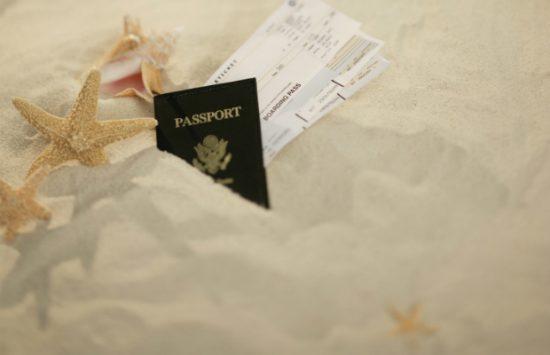 cách xử lý khi mất hộ chiếu