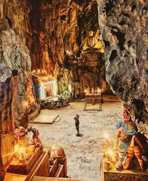 Tour du lịch Đà Nẵng Hội An 2 ngày 1 đêm: Chùa Linh Ứng – Hội An – Bà Nà