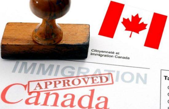 lệ phí xin visa đi canada