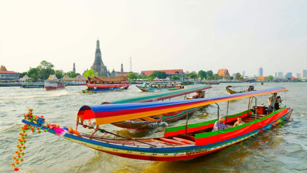 Tour du lịch Thái Lan Tết: Bangkok | Pattaya | Đảo Coral | Chùa Thuyền 5N4Đ