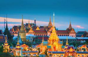 Tour du lịch Thái Lan 5N4Đ giá rẻ từ TPHCM đi Bangkok | Pattaya | Đảo Coral | Chùa Thuyền