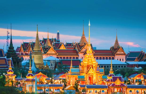 Tour du lịch Thái Lan 5N4Đ giá rẻ từ TPHCM đi Bangkok   Pattaya   Đảo Coral   Chùa Thuyền