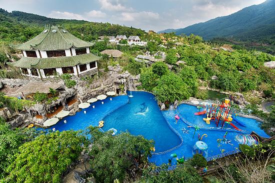 Tour Đà Nẵng – Suối khoáng nóng Núi Thần Tài 1 ngày