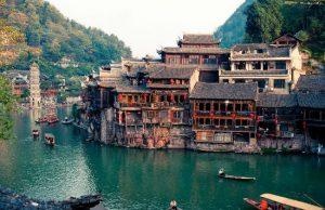 Tour Trung Quốc: Trương Gia Giới – Phượng Hoàng Cổ Trấn mùng 4 Tết