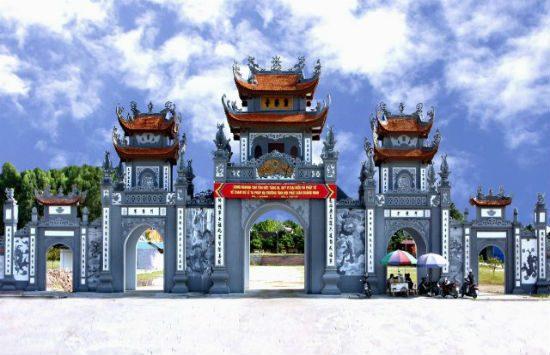 tour du lịch yên tử - chùa đồng
