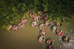 Tour du lịch sinh thái rừng dừa Bảy Mẫu Hội An 1 ngày