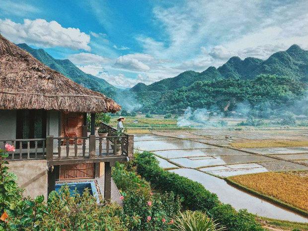 Tour du lịch Mộc Châu 2N1Đ mùa hoa mận