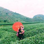Tour khám phá cao nguyên xanh Mai Châu – Mộc Châu 2N1Đ