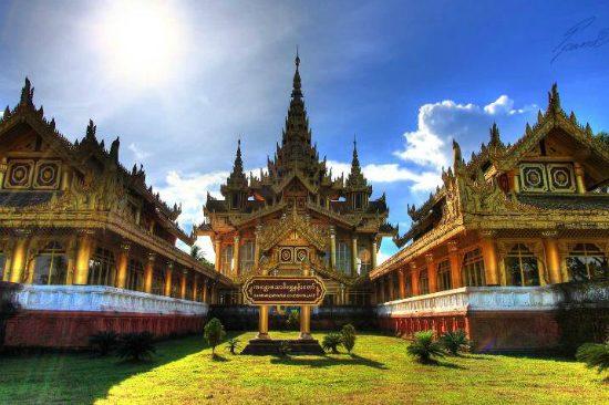lịch trình tour du lịch myanmar