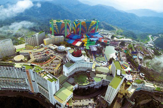 địa điểm du lịch malaysia